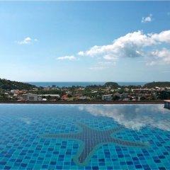 Отель Shanaya Residence Ocean View Kata Пхукет бассейн фото 5