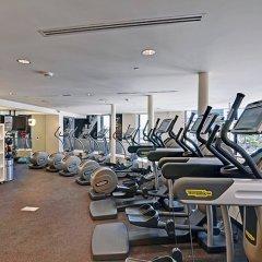 Отель Wilshire La Brea США, Лос-Анджелес - отзывы, цены и фото номеров - забронировать отель Wilshire La Brea онлайн фитнесс-зал фото 2