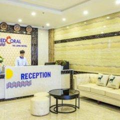 Red Coral Ha Long Hotel интерьер отеля фото 3