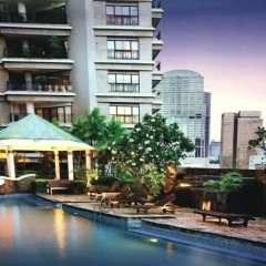 Отель Waterford Diamond Tower Бангкок бассейн фото 3