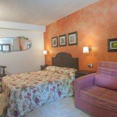 Hotel Corru San Pumés Кангас-де-Онис комната для гостей фото 3