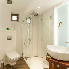 Отель Hugo Болгария, Варна - 7 отзывов об отеле, цены и фото номеров - забронировать отель Hugo онлайн ванная