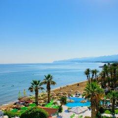 Отель Zephyros Beach пляж фото 2