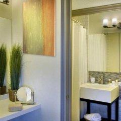 Отель Sutton Court Hotel Residences США, Нью-Йорк - отзывы, цены и фото номеров - забронировать отель Sutton Court Hotel Residences онлайн ванная