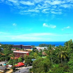 Отель Sea and Sky 2 Karon Beach by PHR пляж