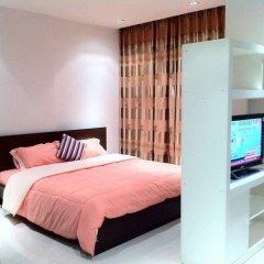 Отель Thanyalak at The Gallery Condominium Таиланд, Паттайя - отзывы, цены и фото номеров - забронировать отель Thanyalak at The Gallery Condominium онлайн комната для гостей фото 3