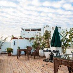 Отель Dar El Kebira Salam Марокко, Рабат - отзывы, цены и фото номеров - забронировать отель Dar El Kebira Salam онлайн пляж фото 2