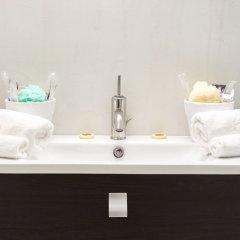 Отель Athenian Residences Греция, Афины - отзывы, цены и фото номеров - забронировать отель Athenian Residences онлайн ванная