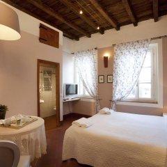 Отель Agriturismo Cascina Caremma Бесате комната для гостей
