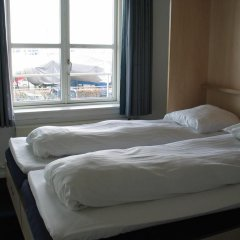 Отель BB-Hotel Aarhus Havnehotellet Дания, Орхус - отзывы, цены и фото номеров - забронировать отель BB-Hotel Aarhus Havnehotellet онлайн комната для гостей