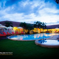Отель Getaway Resort Lake Mabprachan Thailand бассейн