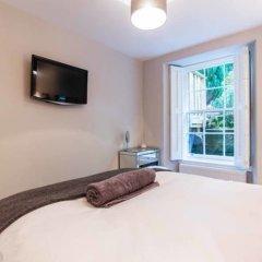 Апартаменты 21a Luxury Apartment Глазго комната для гостей фото 3