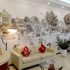 Отель Indochina Legend 2 Hotel Вьетнам, Ханой - отзывы, цены и фото номеров - забронировать отель Indochina Legend 2 Hotel онлайн интерьер отеля