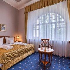 Отель Art & Spa комната для гостей