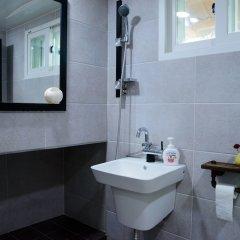 Отель I'm Green House ванная фото 2