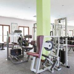 Апартаменты Baan Puri Apartments фитнесс-зал