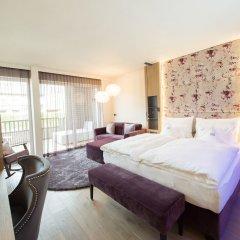 Отель Gartenhotel Moser Аппиано-сулла-Страда-дель-Вино комната для гостей фото 5