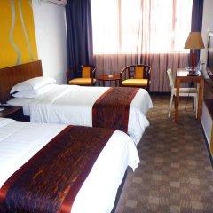 Отель Shenzhen Difu Business Hotel Китай, Шэньчжэнь - отзывы, цены и фото номеров - забронировать отель Shenzhen Difu Business Hotel онлайн комната для гостей фото 3