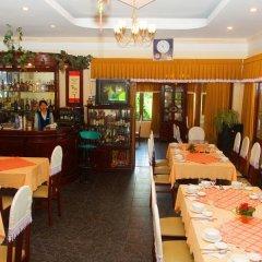 Отель Minh Tam Далат питание