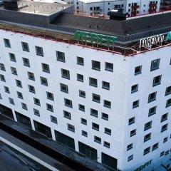 Отель Forenom Aparthotel Stockholm Flemingsberg развлечения