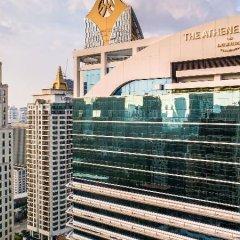 Отель Le Royal Meridien, Plaza Athenee Bangkok городской автобус