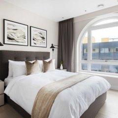 Отель Posh 2BR Westminster Suites by Sonder Великобритания, Лондон - отзывы, цены и фото номеров - забронировать отель Posh 2BR Westminster Suites by Sonder онлайн комната для гостей фото 5
