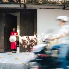Отель Iamsaigon Homestay 100 Profit For Orphanage фото 7