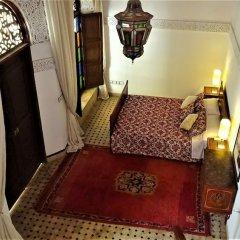 Отель Riad Razane Марокко, Фес - отзывы, цены и фото номеров - забронировать отель Riad Razane онлайн комната для гостей фото 5