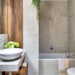 Отель Corte d'Acqua Италия, Абано-Терме - отзывы, цены и фото номеров - забронировать отель Corte d'Acqua онлайн ванная фото 2