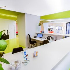 Апартаменты Cosmo Apartments Sants интерьер отеля