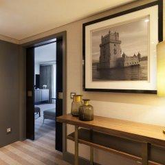 Отель Corinthia Hotel Lisbon Португалия, Лиссабон - 2 отзыва об отеле, цены и фото номеров - забронировать отель Corinthia Hotel Lisbon онлайн удобства в номере фото 2