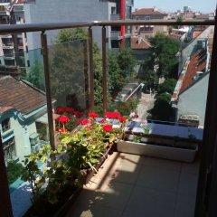 Отель Noi parliamo italiano балкон