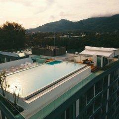 Отель Oceanstone 605 бассейн фото 2