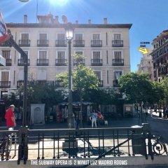 Отель Hostal Luz Испания, Мадрид - 7 отзывов об отеле, цены и фото номеров - забронировать отель Hostal Luz онлайн фото 4