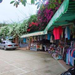 Отель Minh Tam Далат парковка