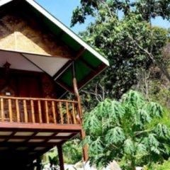 Отель Phi Phi Dusit Bungalow балкон