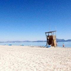 Отель Can Randa пляж