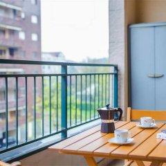 Отель Cottolengo Италия, Милан - отзывы, цены и фото номеров - забронировать отель Cottolengo онлайн балкон