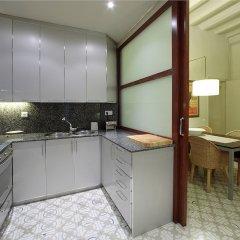 Отель Habitat Apartments Banys Испания, Барселона - отзывы, цены и фото номеров - забронировать отель Habitat Apartments Banys онлайн в номере фото 2
