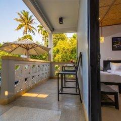 Отель Hoi An Corn Riverside Villa балкон