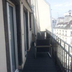 Отель Hôtel Des Ducs Danjou Франция, Париж - отзывы, цены и фото номеров - забронировать отель Hôtel Des Ducs Danjou онлайн балкон