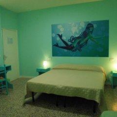 Отель Sirenapop Concept B&B Римини комната для гостей фото 4