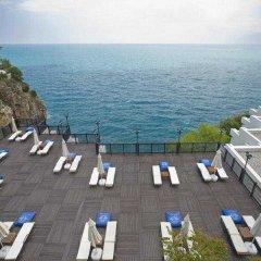 Divan Hotel Antalya Турция, Анталья - отзывы, цены и фото номеров - забронировать отель Divan Hotel Antalya онлайн пляж