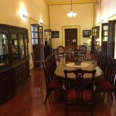 Отель Hacienda San Pedro Nohpat питание фото 3