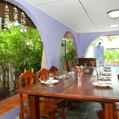 Отель Jomtien Paradise Villa питание