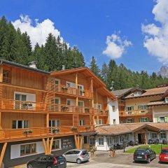Hotel Valacia Долина Валь-ди-Фасса парковка