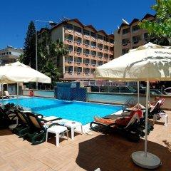 Hatipoglu Beach Hotel бассейн фото 2