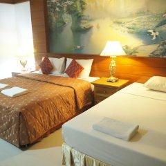 Отель Machorat Aonang Resort Таиланд, Краби - отзывы, цены и фото номеров - забронировать отель Machorat Aonang Resort онлайн комната для гостей фото 2