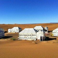 Отель Ksar Tin Hinan Марокко, Мерзуга - отзывы, цены и фото номеров - забронировать отель Ksar Tin Hinan онлайн приотельная территория