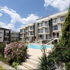 Апартаменты New Line Village Apartments бассейн фото 2